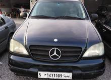Mercedes Benz ML Used in Zawiya
