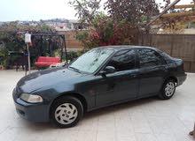 Blue Honda Civic 1994 for sale