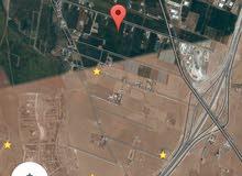للبيع قطعه ارض 4500 م في الغدير الجنوبي شارع الميه