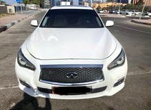 Infiniti Q50 2014 for sale in Abu Dhabi