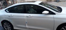 Automatic White Chrysler 2016 for sale