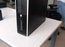 لاعمال الدعاية +برامج الاوتوكاد( HP ELITEBOOK 6200 TOWER , CORE I5 ) بالضمان