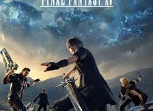 سيدي بلاستيشن 4 Final Fantasy xv