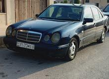 For sale 1996 Blue E 200