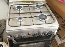 4 burner gas stove( indesit)