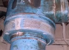 موتور ( ماتور ) الماني , كان يستخدم فى تشغيل ماكينة طباعة كبيرة