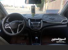 Renting Hyundai cars, Elantra 2017 for rent in Dhi Qar city