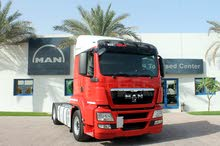 MAN TGS 18.360 4X2 available in Dubai