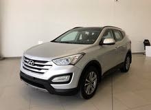 Used Hyundai Santa Fe in Ajman