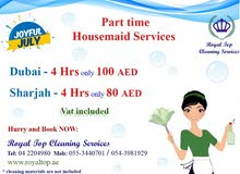 Housemaid & Cleaning Services