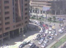 شقه مفروشه للايجار ايام ومده طويله واجهه علي سيتي سنتر مدينة نصر