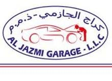 AL JAZMI GARAGE LLC.AJMAN