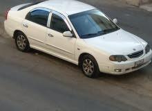 كيا سبكترا 2001 للبيع  بسعر 4700 0798478257