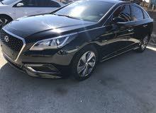 Automatic Hyundai Sonata 2016