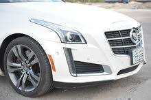 Cadillac CTS 2.0T - White Diamond (Pearl White)