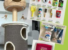 Original luxury Catry brand tree best quality + full cat care package all for 950 AED only!