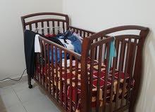 2 سرير طفل لللبيع