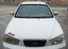 Manual Hyundai 2002 for sale - Used - Zarqa city