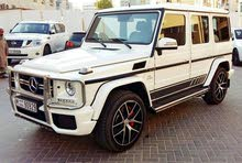 Mercedes Benz G 63 AMG 2016 for rent