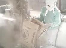 مصنع لتكييس الاسمنت للبيع