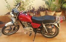 Used Suzuki motorbike up for sale in Khartoum