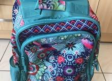 kids schoolbag with 4 wheels