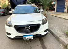 Mazda Cx9 2013 touring