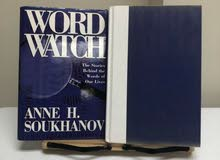 Word Watch: The Stories Behind the Words of Our Lives by Anne H. Soukhanov