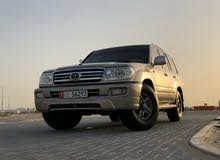 Toyota Land Cruiser V6 2004 shape changed to 2007