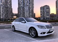 Mercedes C200 CGI Full Option GCC specs