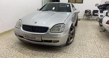 Mercedes SLK230 1999