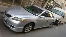 تايوتا كامري 2009 وارد أمريكي نظيفه تأمين فقط للبيع