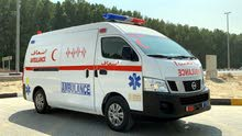 Nissan Urvan 2016 Ambulance Ref#452