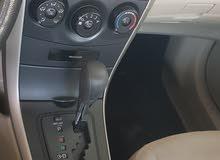 Toyota corlla 2013