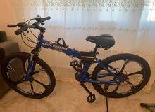دراجة هوائية قابلة للطي جديدة للبيع