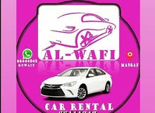rent car toyota camry