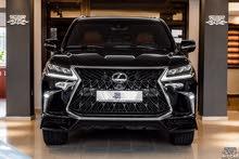 2020 Lexus LX570S