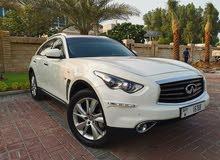 Infiniti qx70 GCC 2014