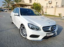 MERCEDES-BENZ E300 MODEL 2016 FULL OPTION CAR FOR SALE
