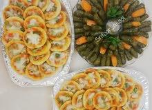 مفرزنات وطبخات جاهزة