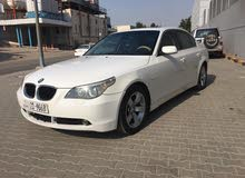 Available for sale! 0 km mileage BMW 525 2007
