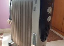 Elekta Oil filled radiator heater for home 3 months used Under WARRANTY