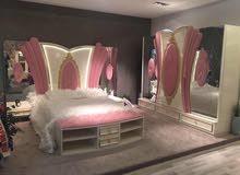 غرفه تركي المنشأ ضمان او صيانه مفتوحه 07822674848