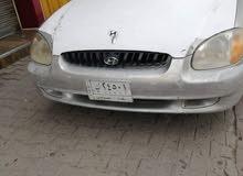 Manual Hyundai 2001 for sale - Used - Baghdad city