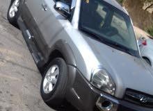 Hyundai Tucson car for sale 2005 in Amman city