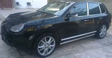 Black Porsche Cayenne S 2004 for sale