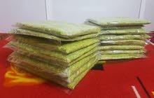 يتوفر لدينا خبز عماني رخال مع عجينة فلافل