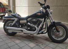 هارلي دافدسون فات بوب 2010 المالك اوروبي Harley Davidson Fat Bob 2010