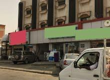 عماره تجاريه في جيزان دخل ممتاز  على شارع الامير سلطان