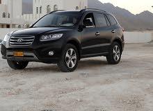 Hyundai Santa Fe car for sale 2012 in Muscat city